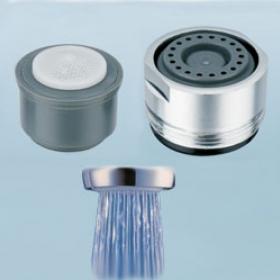 Водосберегающая насадка для умывальника Savetax 3 л/мин, спрей